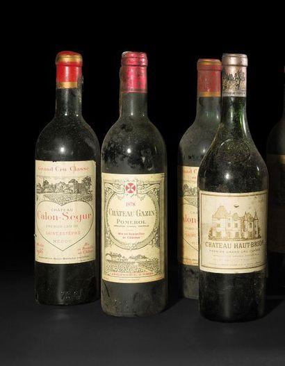 Vente de Grands Vins de Bordeaux & autres régions