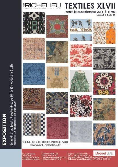 Exposition Textiles XLVII