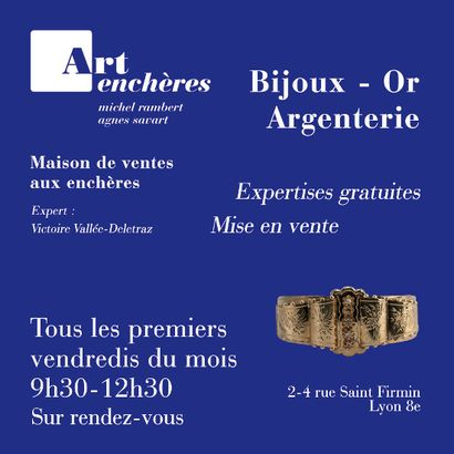 Expertise gratuite Bijoux - Montres - Objets en or ou argent