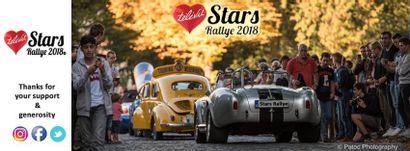 Rallye des Stars Télévie 2018
