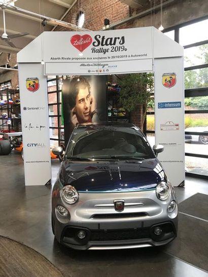 Stars Rallye Télévie 2019