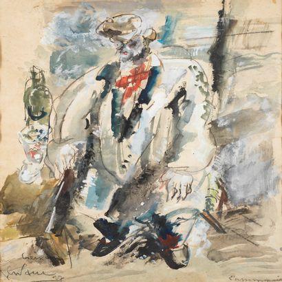 Gen Paul à Montmartre