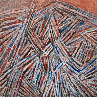 Jacques Germain, la couleur et la structure