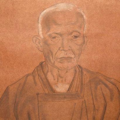 Foujita, portrait de son père