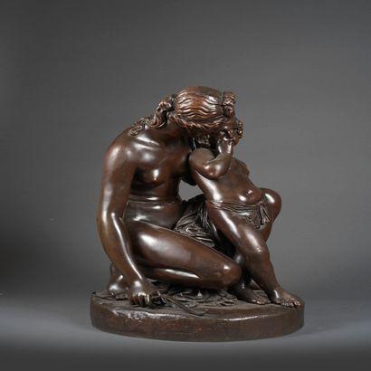 James Pradier, 3 sculptures