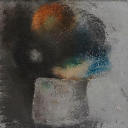 Jean Fautrier, vase de fleurs, 1927, aux enchères