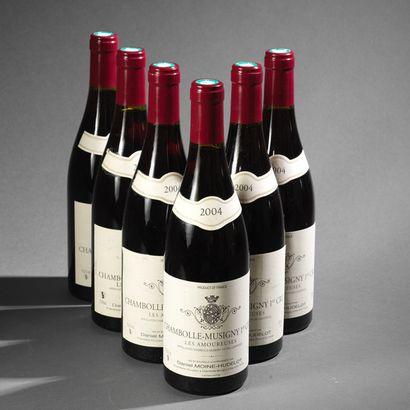 Chambolle-Musigny, les Amoureuses, un vin d'exception