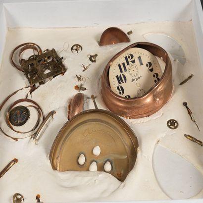Arman et ses objets