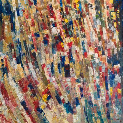Jacques Germain , trois tableaux aux enchères