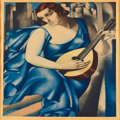 Tamara de Lempicka, une femme libérée