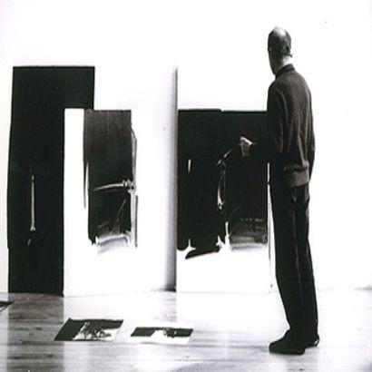 André Marfaing. En noir et blanc