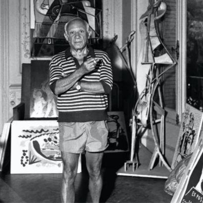 Pablo Picasso et le Sud de la France