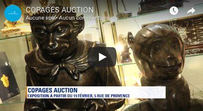 COPAGES AUCTION DANS LA PRESSE EN 2018