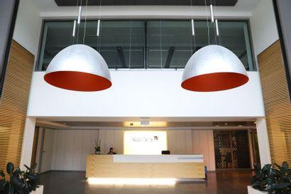 Lobby Nordea Bank