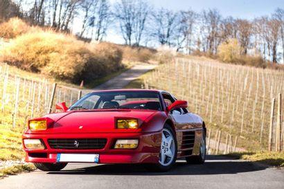 Une Ferrari aux enchères