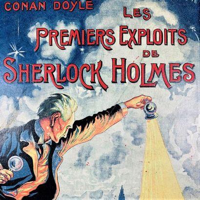 SHERLOCK HOLMES, HEROS DE LA VENTE ONLINE