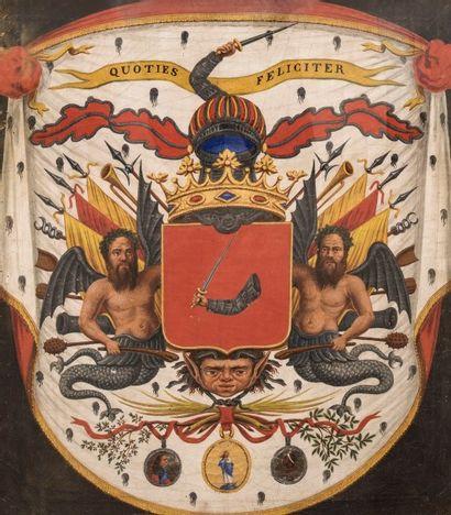 Armoirie corse des Paoli