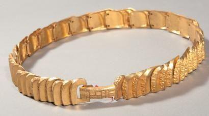 Collection de Bijoux Line VAUTRIN