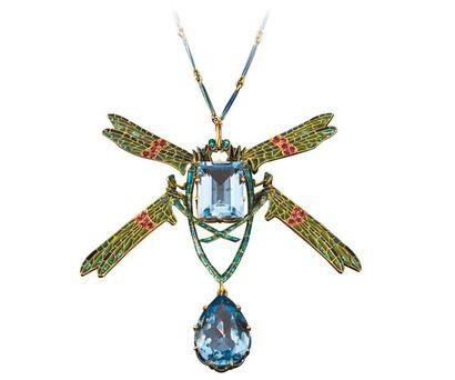Précieuse  libellule