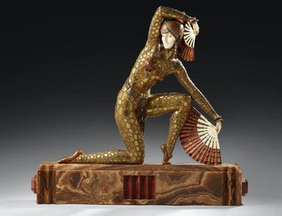 Danseuse d'or