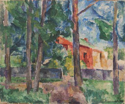 Konchalovsky, un cézannien russe