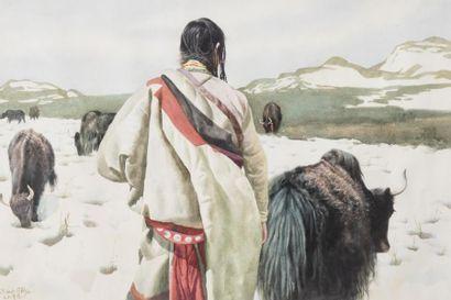 Artistes tibétains contemporains