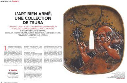 L'ART BIEN ARMÉ, UNE COLLECTION DE TSUBA