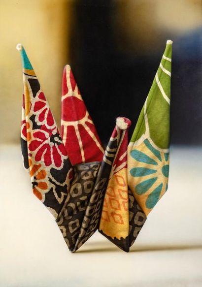 Origamis artistiques