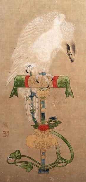 Takagiri, l'art de la fauconnerie au Japon