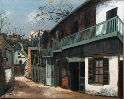 Utrillo… à Montmartre