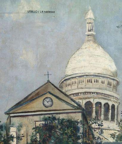1,1M€ pour les 14 UTRILLO de Pierre Levasseur