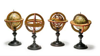 Grâce aux sphères, le monde tourne rond !