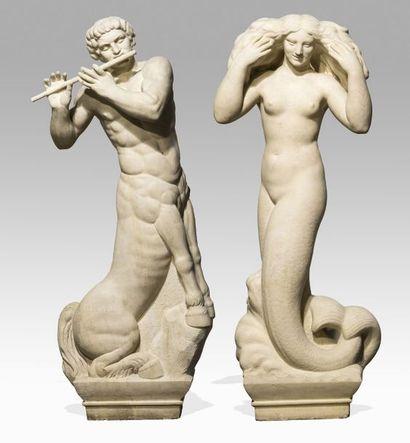 Sculpture et architecture