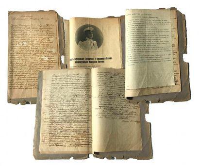 Минкультуры попросили выкупить архив Колчака