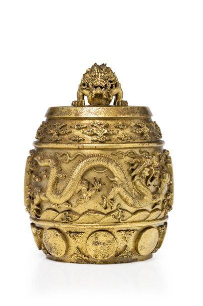 Une cloche impériale