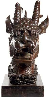 The year of the Dragon – Chinese bronze sculpture could be Summer Palace discovery