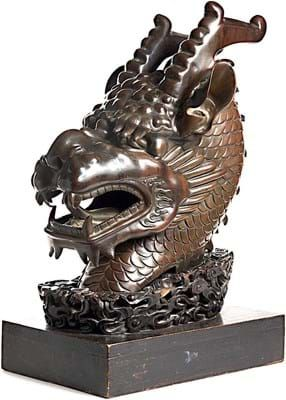 Authenticity of auctioned 'dragon head' relic in France still a question