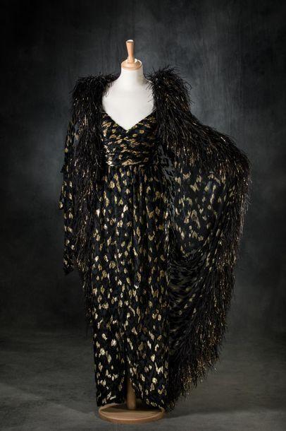 Une robe de scène de Dalida