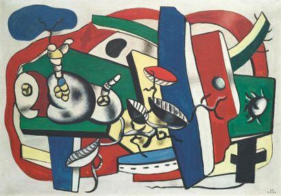 Fernand Léger est à l'honneur