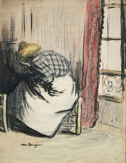 Van Dongen illustrateur