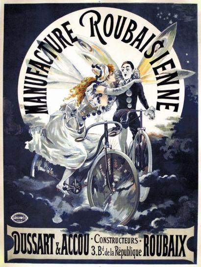 Affiche Manufacture Roubaisienne
