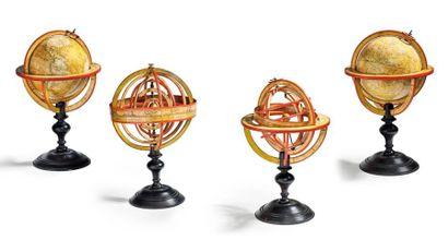 Le temps des globes