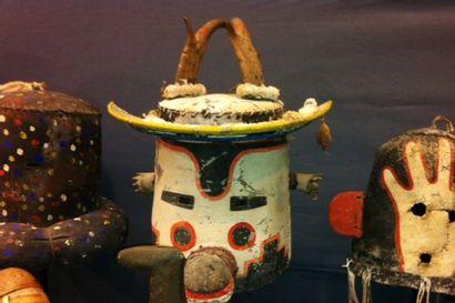 Drouot : la vente des masques hopis dépasse les prévisions