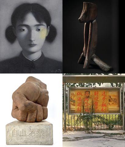 Zhang Xiaogang, portraits d'une identité chinoise