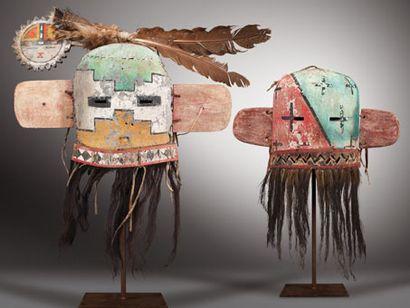 Les indiens Hopis lèvent le masque