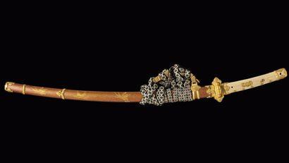 Collection de sabres japonais