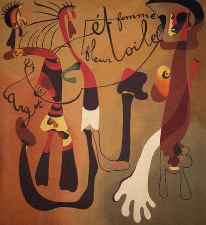Miró et Cuttoli : le renouveau de la tapisserie