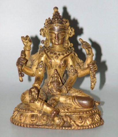Bronze népalais : 4 100 €
