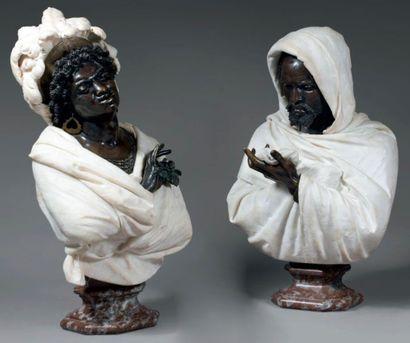 Othello et Selika