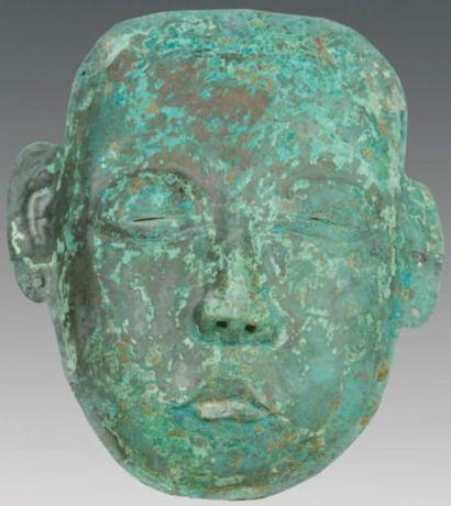Un masque Liao